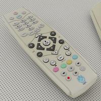 remote control upc 3d model