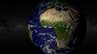 3d max earth planets higth