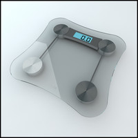 bath scale designs 3d model