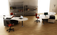 Office Interior 02A
