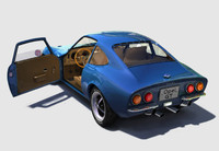 cinema4d opel gt