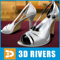 Wight high heels by 3DRivers