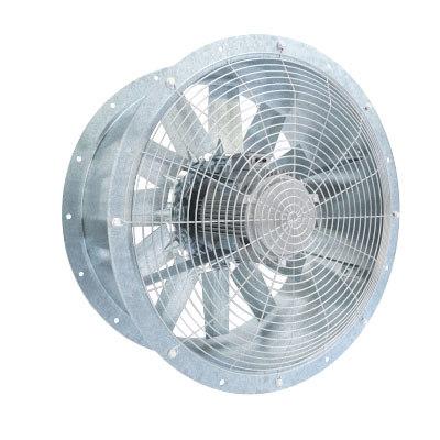 3d industrial fan