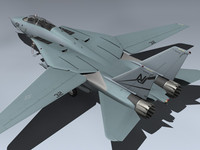F-14D Super Tomcat (VF-124)