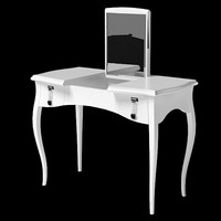 3d fendi classic table model
