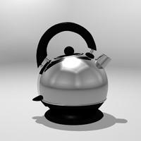 kettle 3d model