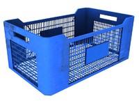 caixa plastica 3d model