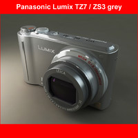 Panasonic DMC-TZ7 grey