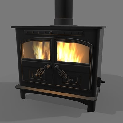 Wood ... - Large Wood Stoves Pictures To Pin On Pinterest - PinsDaddy
