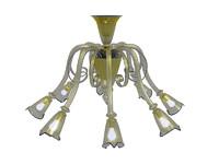 3d chandelier majo 7085 k6 model