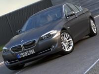 BMW 5-series (2010)