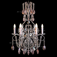 chandelier badari lighting b4-37 max