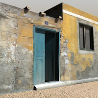 3dsmax afghan house 02