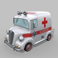 ambulance van v01.zip