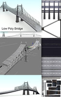 bridge 3d obj