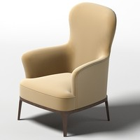 flexform modern contemporary chair
