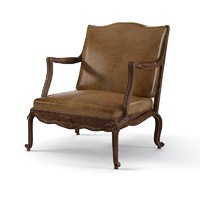 Classic Antique Relax armchair