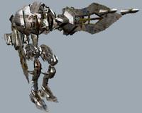 dxf gunblade gear gun blade