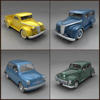 Classic Cars collection