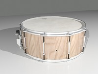 Snare drum wood