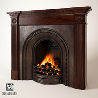 Stovax Georgian Fireplace