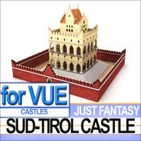 Sud-Tirol Castle