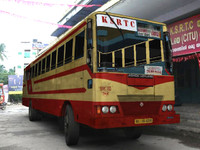 KSRTC superfast rig