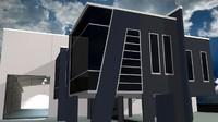 lightwave office factory building
