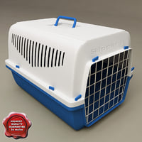 3ds max pet transport box