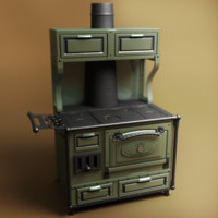 antique stove oven ma