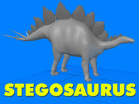 Stegosaurus (Type 2) Dinosaur