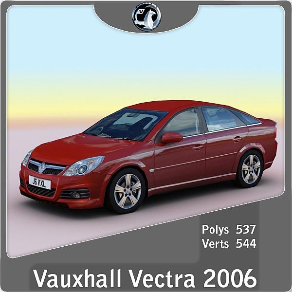 2006 Vauxhall / Opel Vectra