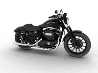 Harley-Davidson XL883 Sportster Iron 2013