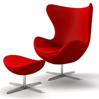 Arne Jacobsen Eegg Chair