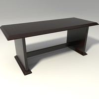 coffee table obj