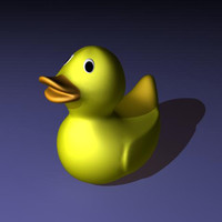 Super Rubber Ducky