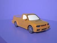Felicia 3D models