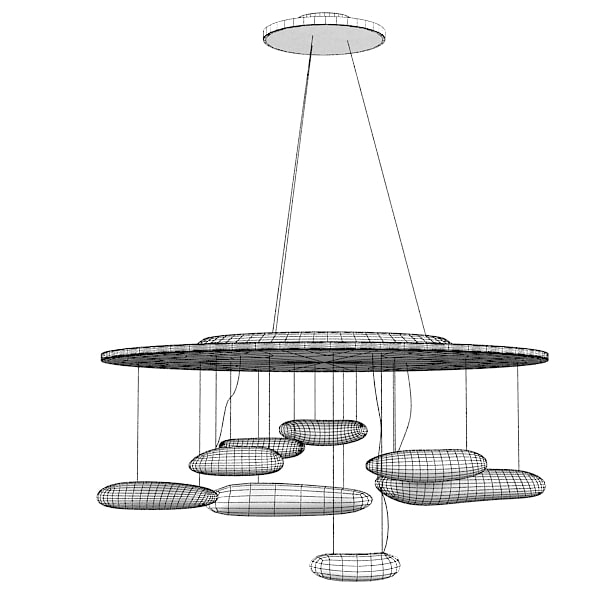 mercury suspension light pendant artemide
