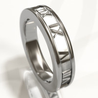 numeral ring max
