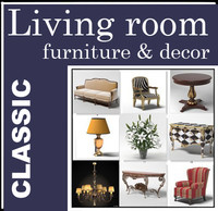 Classic antique furnishing & home decor collection