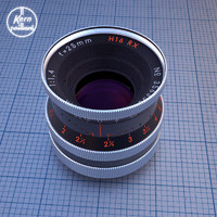 Bolex Switar 25mm f/1.4 Lens