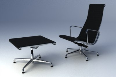 Eames Aluminium Group Lounge Suite.jpg