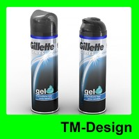 Gillette gel