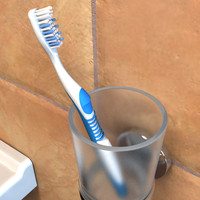 tooth brush 3d model