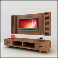 TV / Wall Unit Modern Design X_11