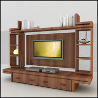TV / Wall Unit Modern Design X_16