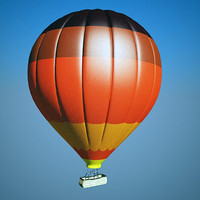 Hot Air Balloon II