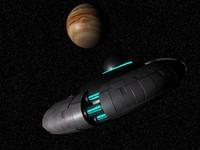 space ship ma