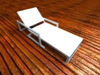 metallic hammock / hamaca metalica