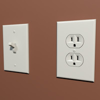 Light Switch & Outlet
